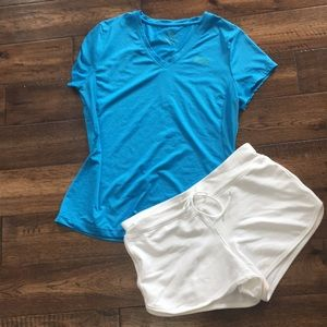 Athletic Gear - Top and shorts!